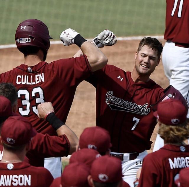 South Carolina Baseball Secures The Sweep Against Valpo