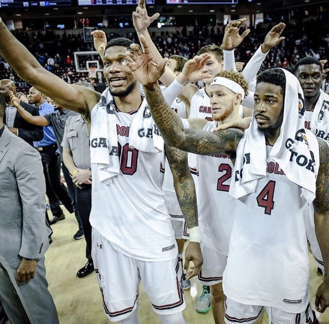 Gamecock Mens Basketball Does Not Make the NIT