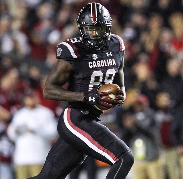 South Carolina Garnet and Black Spring Game Uniform Combos 2019