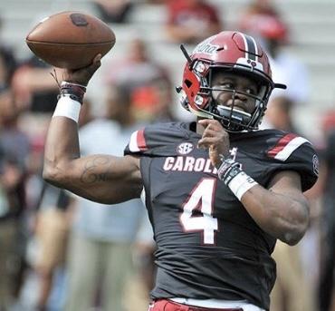 QB Darius Douglas Announces Transfer From South Carolina